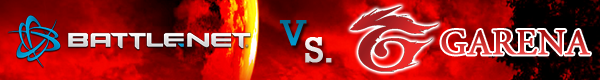 Battle.net vs. Garena 1-1 #1