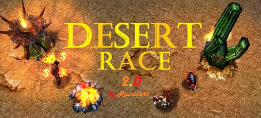 Rici's Desert Race