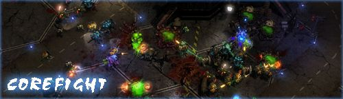 CoreFight Starcraft 2